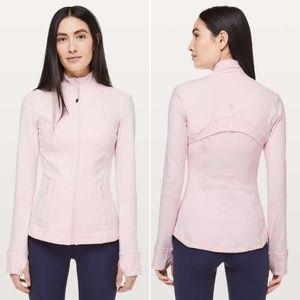 Lululemon Define Jacket In Blissful Pink